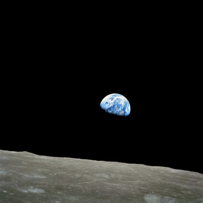 """Earthrise"" - Looking Back on our Planet"